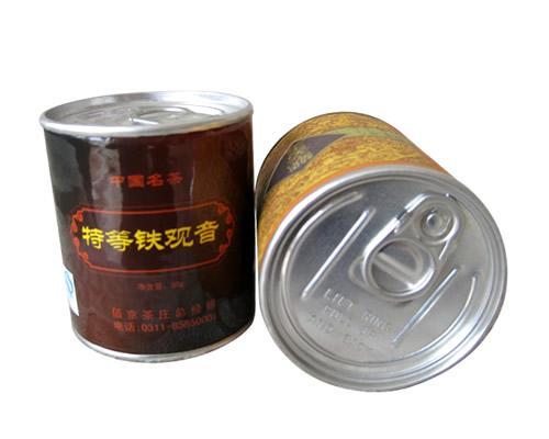 马口铁纸罐