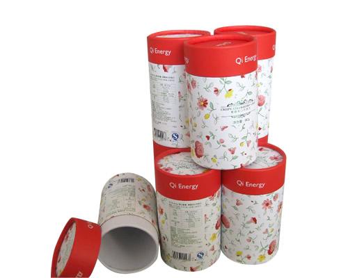 宠物食品纸罐