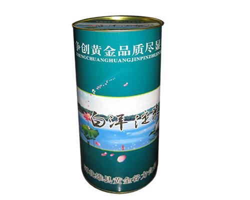 大米纸罐包装