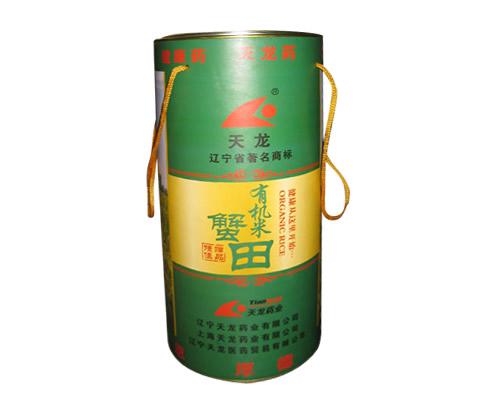 大米纸罐桶