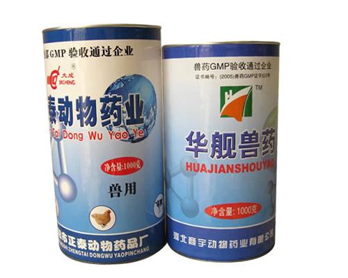 兽药包装纸罐