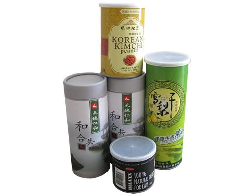 食品纸桶包装
