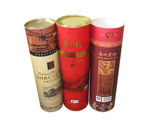 干红葡萄酒纸罐