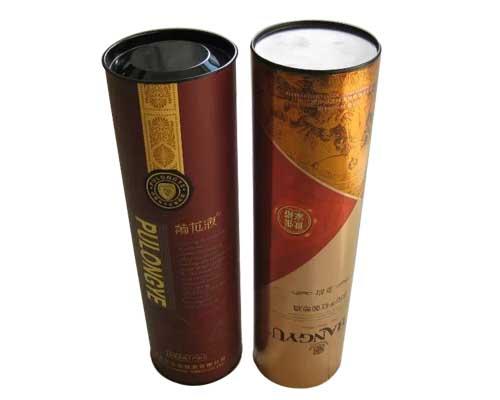 张裕干红葡萄酒纸罐