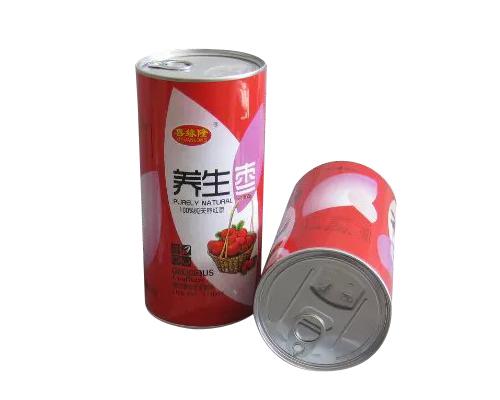 养生枣纸罐