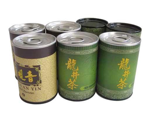 铁观音纸罐