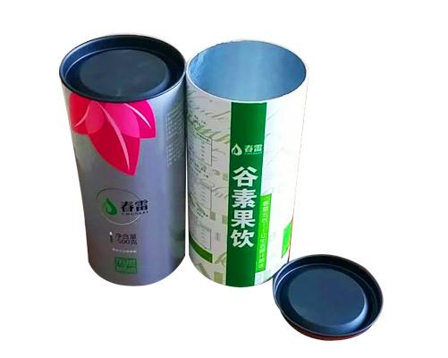 纸罐纸筒包装盒