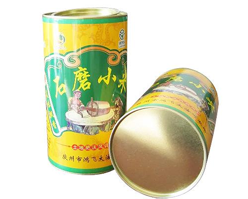 食品纸罐2
