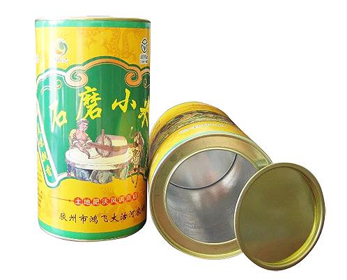 食品纸罐1