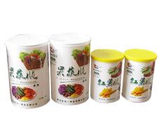 果蔬脆纸罐
