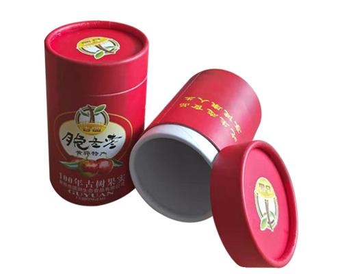 脆冬枣纸罐