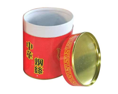 特级烟丝纸罐